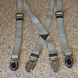Prada Rare Vintage Suspenders